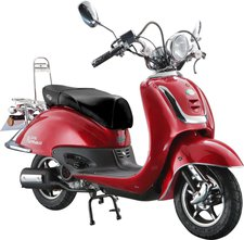 IVA Scooter Roma (25 km/h)