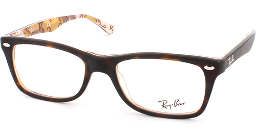 Ray Ban RX5228 5409 (top havana on texture)