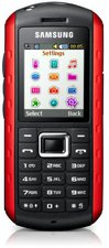 Samsung X-treme B2100 Rot ohne Vertrag