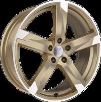 Rondell Z 01RZ (8x18) Racing-Gold poliert