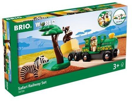 Brio Safari Bahn Set (33720)