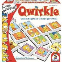 Schmidt Spiele Qwirkle Die Simpsons