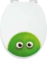 Sanitop-Wingenroth WC-Sitz Monster Bobby (40275 0)