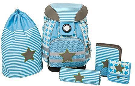 Lässig 4Kids School Bag Starlight Olive
