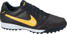 Nike Tiempo Mystic IV TF black/dark crimson/orange