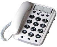 Geemarc Telecom Dallas 10 weiß