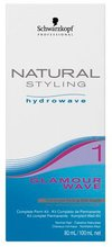 Schwarzkopf Natural Styling Hydrowave Glamour Wave (80ml + 100ml)