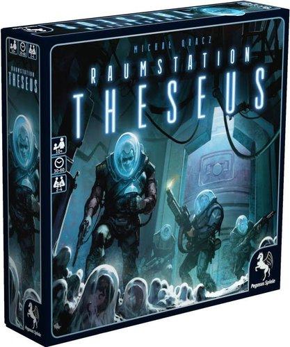 PEGASUS SPIELE Raumstation Theseus