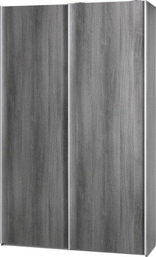Schwebetürenschrank Schmal cs schmal smart schwebetürenschrank typ 42 120x194x61 cm