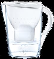BRITA Marella Cool Wasserfilter Weiß