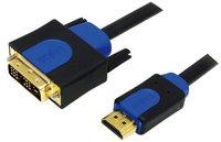 LogiLink CHB3110 HDMI auf DVI (10,0m)