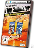 Flug Simulator A320 & Super Sonic Transporter (PC)