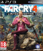 Far Cry 4: Limited Edition (PS3)