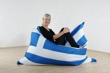 Kinzler Riesen-Sitzsack Griechenland 340 Liter