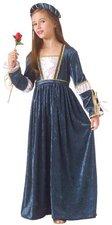 Rubies Kinderkostüm Mittelalterlicher Juliet