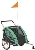 Prophete vollgefederter Kinder-Transport-Anhänger 20 Zoll