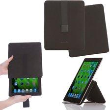 Poppstar Vivid Color iPad 2/3 (schwarz)