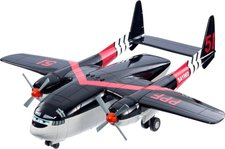 Mattel Disney Planes 2 Cabbie Transportflugzeug
