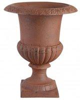 Esschert Französische Vase auf Sockel 16cm
