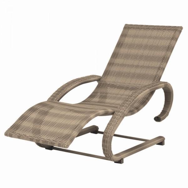 siena garden rio swingliege alu polyrattan sand. Black Bedroom Furniture Sets. Home Design Ideas