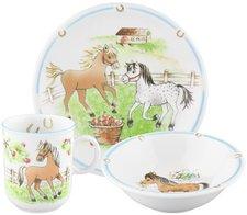 Seltmann Weiden Kinder-Geschirrset Compact Mein Pony (3-teilig)