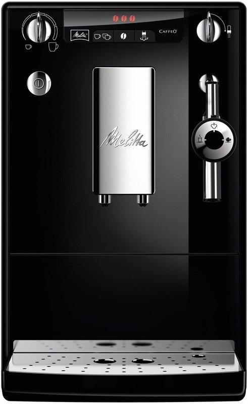 melitta caffeo solo perfect milk pure black e 957 204 preisvergleich ab 349 00. Black Bedroom Furniture Sets. Home Design Ideas