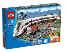 LEGO City Hochgeschwindigkeitszug (60051)