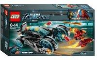 LEGO Ultra Agents - Infearno Interception (70162)