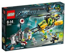 LEGO Ultra Agents - Toxikitas Toxic Meltdown (70163)