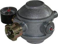 ROWI Druckregler 50 mbar 1,5 kg/h mit doppelter Überdrucksicherung
