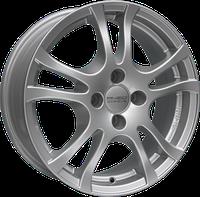 Anzio Wheels Turn (6,5x15) Silber-lackiert