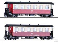 Tillig Set 2 Personenwagen HSB (13991)