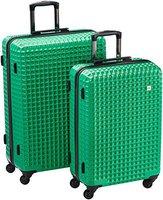 Wagner Luggage Casino 4-Rollen Trolley-Set 2-tlg. 67/75 cm