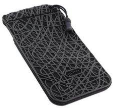 Bone Phone Scribble Grau/Schwarz