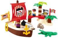 Ecoiffier Piraten Schatztruhe
