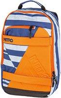Nitro Axis Backpack heather stripe