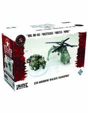 Fantasy Flight Games Dust Tactics - SSU Airborne Walker Transport