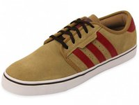 Adidas Seeley craft canvas/university red/mustang brown