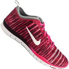 Nike Free 5.0 TR Fit 4 PRT Wmn pink/black