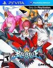 BlazBlue: Chrono Phantasma (PS Vita)