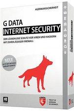 Gdata Internet Security 2015 (3 User) (3 Jahre) (DE) (Win) (ESD)