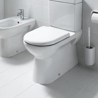 Laufen Pro Stand-WC Kombination (824955000) weiß