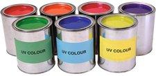 Eurolite UV-aktive Leuchtfarbe (verschiedene Faben) 100 ml