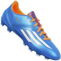 Adidas F10 TRX HG J solar blue/running white/solar zest