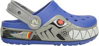 Crocs Robo Shark sea blue/silver