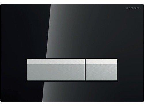 geberit sigma 40 schwarz preisvergleich ab 298 90. Black Bedroom Furniture Sets. Home Design Ideas