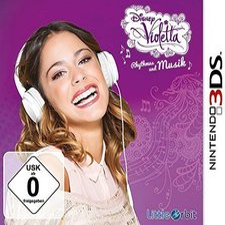 Violetta: Rhythmus und Musik (3DS)
