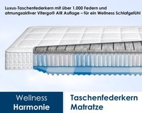 diamona Wellness Harmonie 120x200 cm