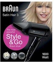 Braun Satin Hair 3 HD 350