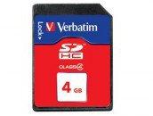 Verbatim SDHC 4GB Class 4 (44016)